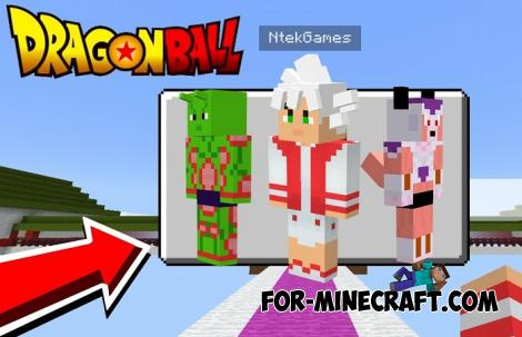 DragonCraft Addon for Minecraft PE 1.13