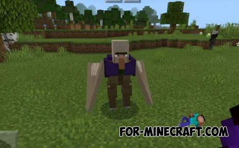 Vanilla Twilight Mod for Minecraft PE 1.13