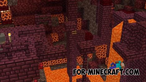 4 Elements Map for Minecraft PE