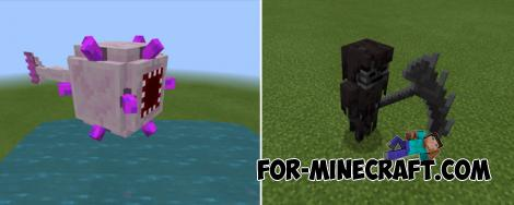 The Variants Addon for Minecraft PE