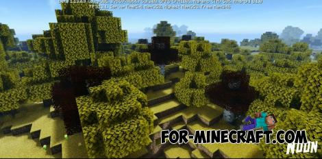 DMPE Cinematic Shader for Minecraft PE 1.14