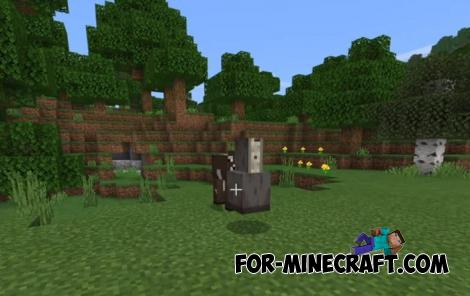 Magic Wands Addon for Minecraft PE 1.14