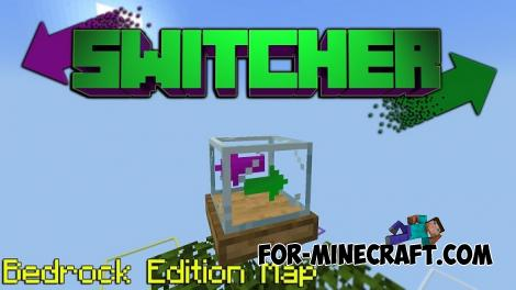 The Switcher Map for Minecraft PE