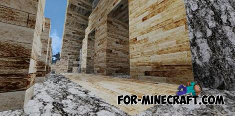 TRP Photorealism Texture Pack for Minecraft PE
