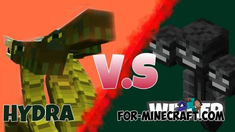 Hydra Addon for Minecraft Bedrock Edition 1.14