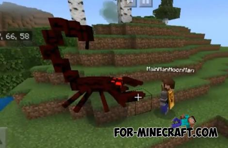 Ark Addon for Minecraft PE