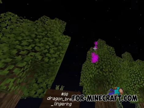 Minecraft PE 1.13 Particles Map for MCPE 1.13