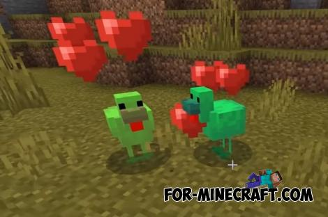100 New Ores+ Addon for Minecraft Bedrock