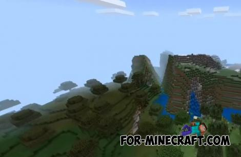 Six Biomes Seed for Minecraft PE