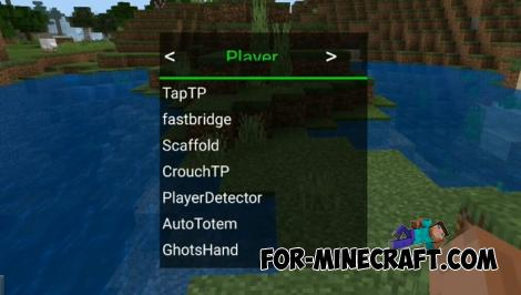 Mystic Hack for Minecraft PE 1.12