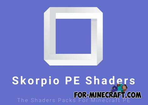 Skorpio Shader for Minecraft Bedrock 1.14