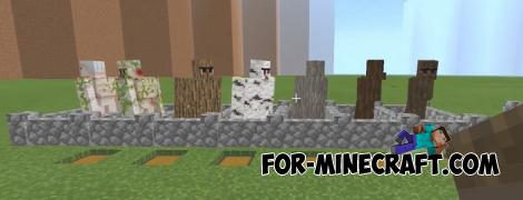 More Golems Addon for Minecraft PE