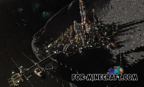 Vanlie PE City for Minecraft PE 1.14