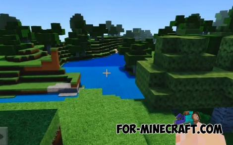 RTX Texture Pack For Minecraft PE