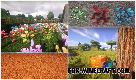 S&K Realism Texture Pack for Minecraft PE