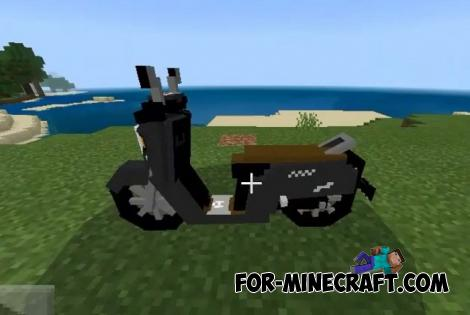Honda Sonic & Scoopy Addons for Minecraft PE