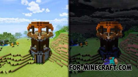 EZ Shader for Minecraft PE 1.14.0