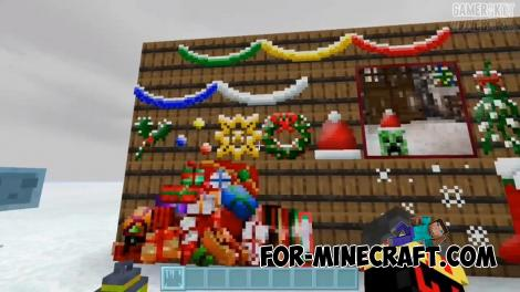 Christmas 2020 Texture Pack for Minecraft PE