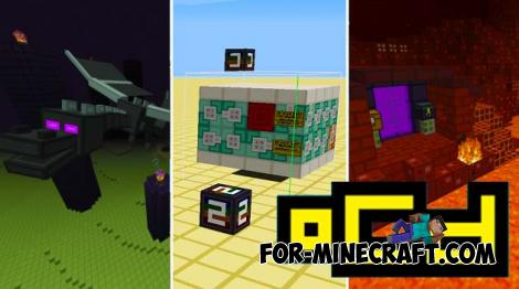 oCd Resource Pack for Minecraft PE 1.14