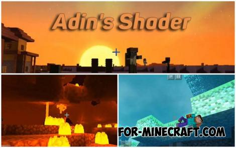 Adin's Shader for MCPE