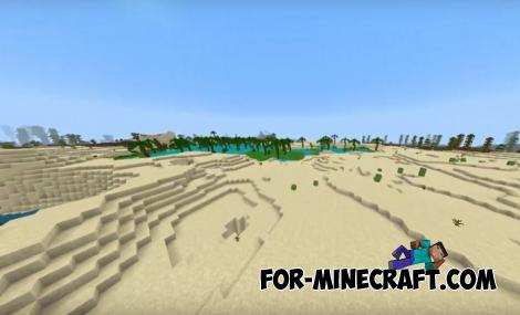 yBiomes Addon for Minecraft PE 1.14