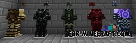 Metallurgy: Reforged Mod for Minecraft PE 1.14