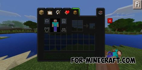 Modified RP for Minecraft PE 1.0.X