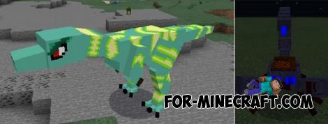 Ark Addon v3.0 for Minecraft PE 1.131.14