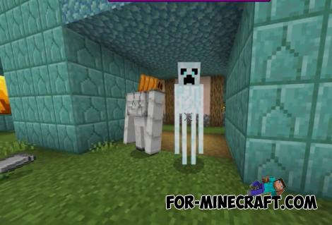 Minecraft Story Mode Addon for Minecraft PE 1.14