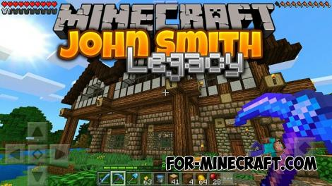 John Smith Legacy for Minecraft PE