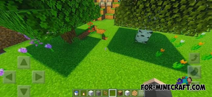 Bicubic Shader V2 5 For Minecraft Bedrock 1 15 1 16
