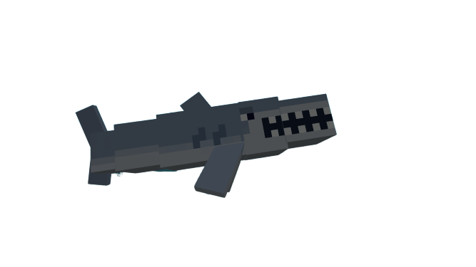 Sharks in Bedrock Addon for Minecraft