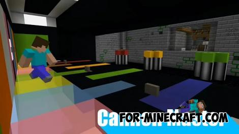 HAGB Map for Minecraft PE
