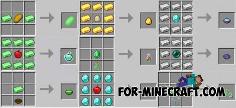 Cooking Craft Addon for Minecraft PE 1.14-1.15
