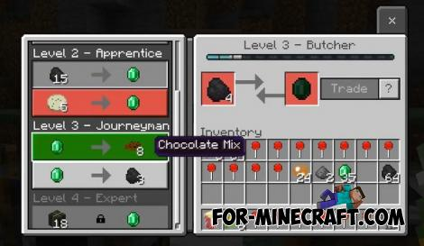 Fast Food Addon for Minecraft PE 1.15