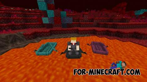 Nether Everywhere Pack for Minecraft PE 1.14/1.15