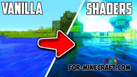 Shiftery Shader for Minecraft Bedrock