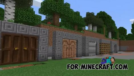 Doors Plus Addon