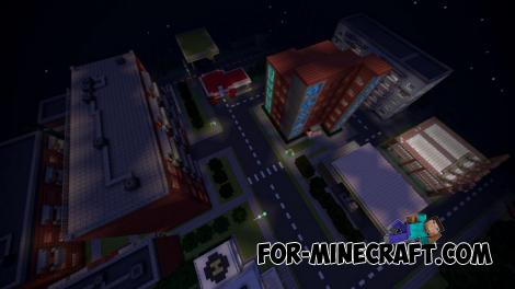 Russian World RP Server for Minecraft Bedrock