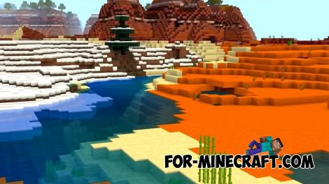Global Warming Seed for Minecraft Bedrock