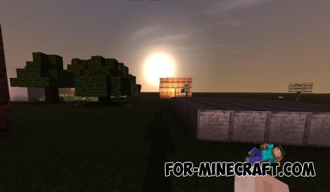EUG Shader for Minecraft PE 1.16