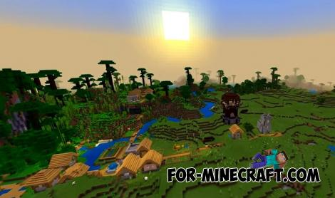 Bamboo Blacksmiths Seed for Minecraft Bedrock 1.16