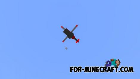 Helicopter Addon for Minecraft PE