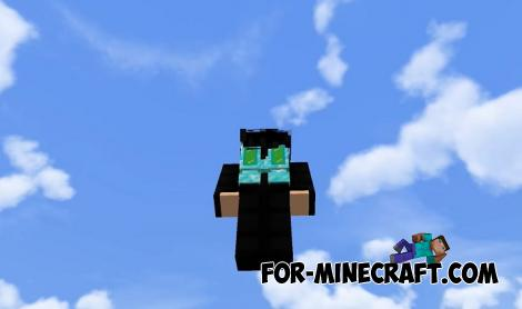 Jetpack Addon for Minecraft PE 1.16