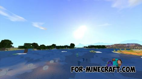 REJS Shader (with RTX) for Minecraft Bedrock 1.16.0.59