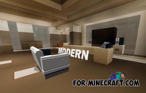 Realistic and Modern Minecraft Bedrock Pack