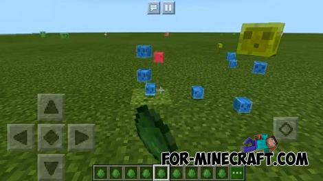 Slime Plus Addon for Minecraft Bedrock