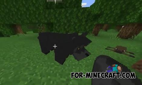 World Animals Addon for Minecraft