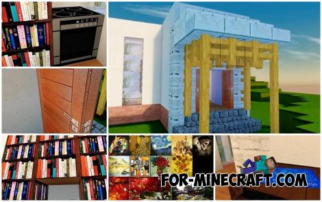 Norober 1024x Texture Pack for Minecraft PE