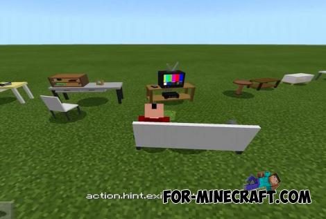 Simple Furniture Addon